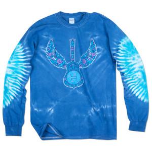 Warren Haynes 2016 Christmas Jam Tie Dye T-Shirt
