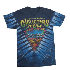 2018 Christmas Jam Tie Dye
