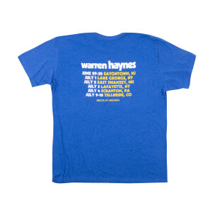 Warren Haynes Solo 2021 T-Shirt