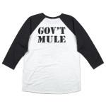 Gov't Mule Flying Mule Raglan