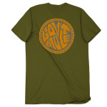 Green Beaded Dose Logo T-Shirt