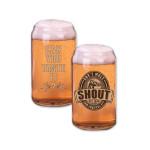 Gov't Mule Beer Can Glass - Mule Webstore Exclusive