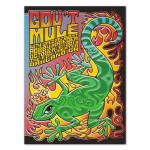 Gov't Mule 2013 Oakland, CA Fox Theatre Event Poster