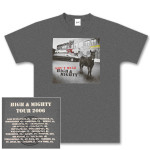 Gov't Mule 2006 Fall Tour High & Mighty 2nd Leg T-Shirt