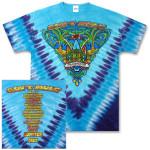 Gov't Mule 2007 Summer Tour Tie-Dye