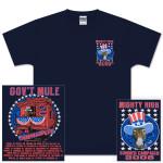 Gov't Mule 2008 Summer Campaign T-Shirt