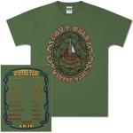 Gov't Mule 2010 Winter Tour Pigment-Dyed T-Shirt