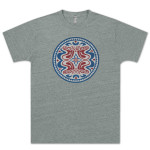 Gov't Mule Red, Blue & White Dose T-Shirt