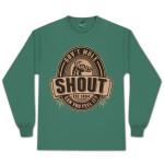 Gov't Mule Shout Beer Logo Long-Sleeve T-Shirt