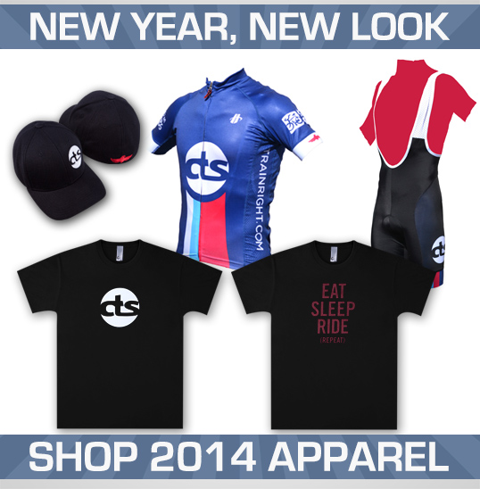New 2014 Apparel