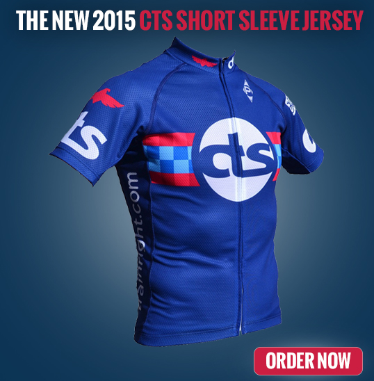 The New 2015 CTS Jersey