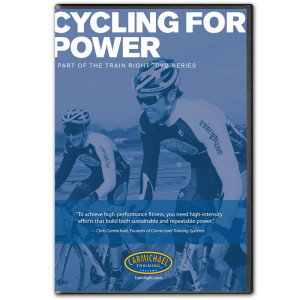Cycling For Power DVD