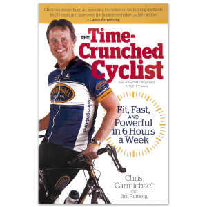 The Time-Crunched Cyclist, 1st Edition