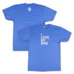 """I Love My Bike"" T-Shirt"