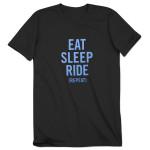 CTS Eat Sleep Ride T-Shirt - Blue