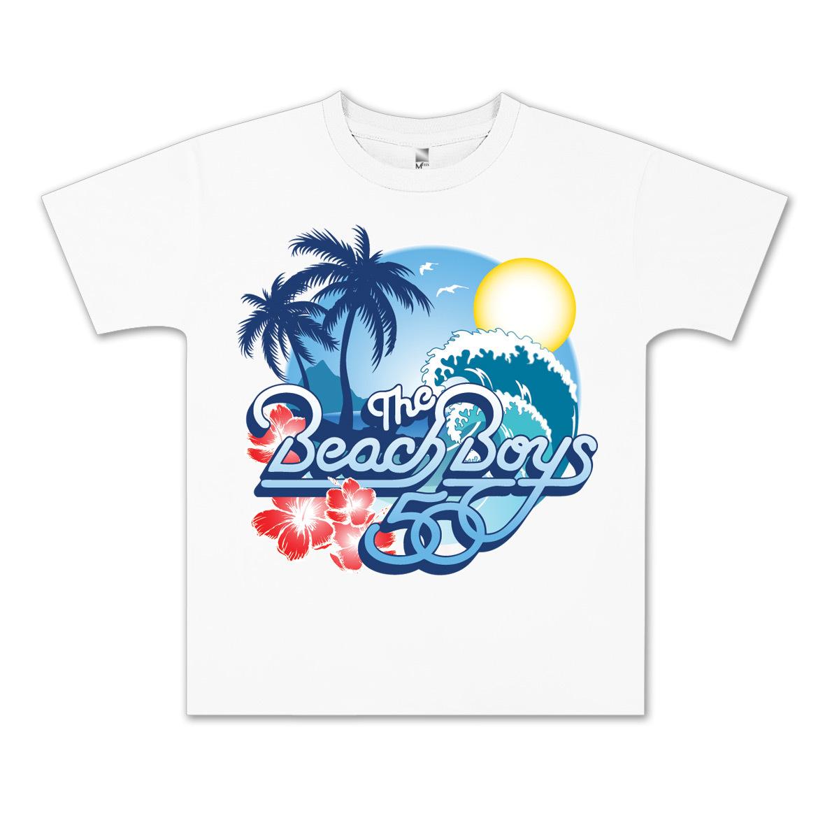 The Beach Boys Logo Youth T-Shirt