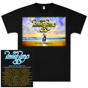 The Beach Boys 50th Anniversary Tour T-Shirt