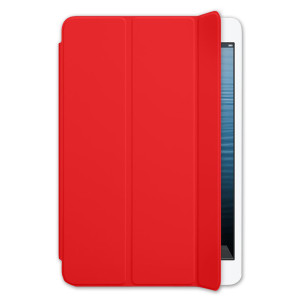 Apple (PRODUCT)<sup>RED</sup> iPad mini Smart Cover