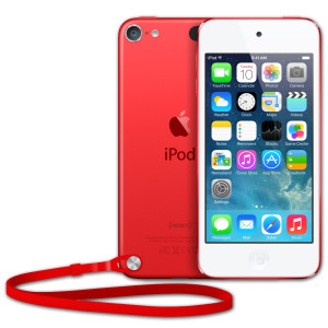 Apple (PRODUCT)<sup>RED</sup> iPod Touch