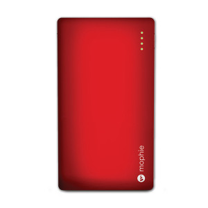 mophie (PRODUCT)<sup>RED</sup> Special Edition Powerstation