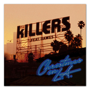 """""""Christmas in L.A."""" - The Annual Christmas Song from The Killers"""