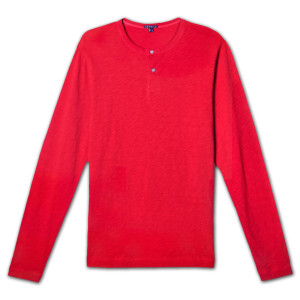 Theory (PRODUCT)<sup>RED</sup> Special Edition Men's Gaskell HL Tee in Nebulus Cotton