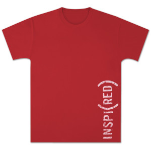 INSPI(RED) Men's T-Shirt by (RED)