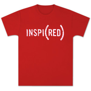 INSPI(RED) T-Shirt by (RED)