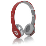 Beats by Dr. Dre Solo HD (PRODUCT)<sup>RED</sup> Special Edition Headphones