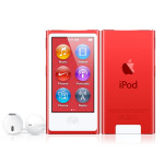 Apple (PRODUCT)<sup>RED</sup> iPod nano
