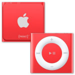 Apple (PRODUCT)<sup>RED</sup> iPod Shuffle