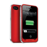 mophie (PRODUCT)<sup>RED</sup> Special Edition juice pack air - iPhone 4/4s