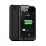 mophie (PRODUCT)<sup>RED</sup> Special Edition juice pack plus - iPhone 4/4s