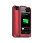 mophie (PRODUCT)<sup>RED</sup> Special Edition juice pack plus - iPhone 5