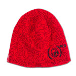 Kidrobot (PRODUCT)<sup>RED</sup> Special Edition Knit Beanie