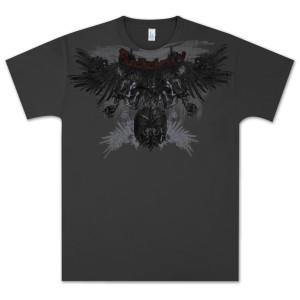 Buckcherry Butterfly Skull & Wings T-Shirt