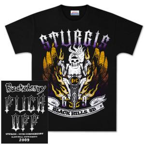 Buckcherry Sturgis 69th Anniversary T-Shirt