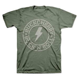 Buckcherry Rock N Roll T-Shirt