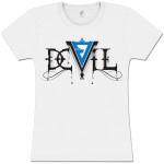 J Devil Drip Girlie T-Shirt