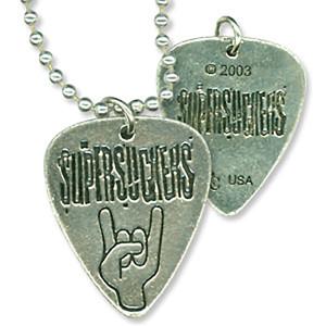 Supersuckers Pick Necklace