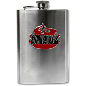 Supersuckers Flask