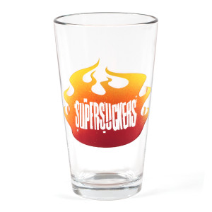 Hand Painted Pint Glasses