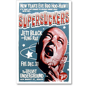 New Year's Eve 2004 Poster