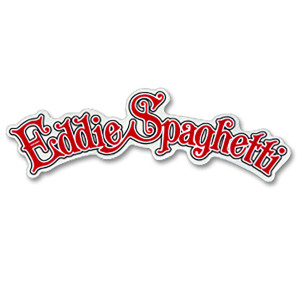 Eddie Spaghetti Sticker
