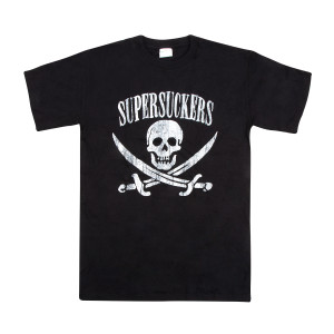 Jolly Roger T-Shirt (Black)