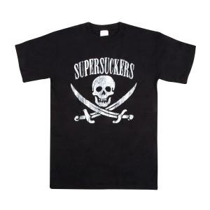 Jolly Roger T-Shirt (Black)