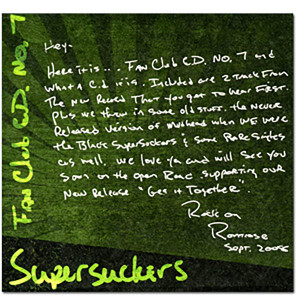 Fan Club CD #7 Digital Download