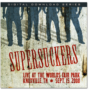 Supersuckers Live at The Worlds Fair Park Knoxville TN 9/15/08