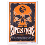 Supersuckers Poster - Signed and Numbered by the Artist