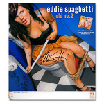 Eddie Spaghetti (Signed) Old No. 2 Promo Poster - Large